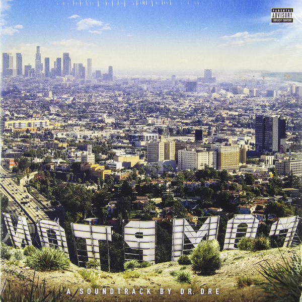 Dr. Dre Dr. Dre - Compton (2 LP) ralph compton ride the hard trail