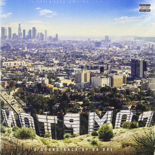 Dr. Dre - Compton (2 LP) (уценённый Товар)