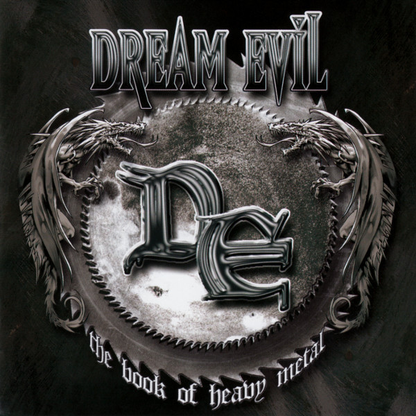 Dream Evil Dream Evil - The Book Of Heavy Metal (lp+cd) duncan bruce the dream cafe lessons in the art of radical innovation