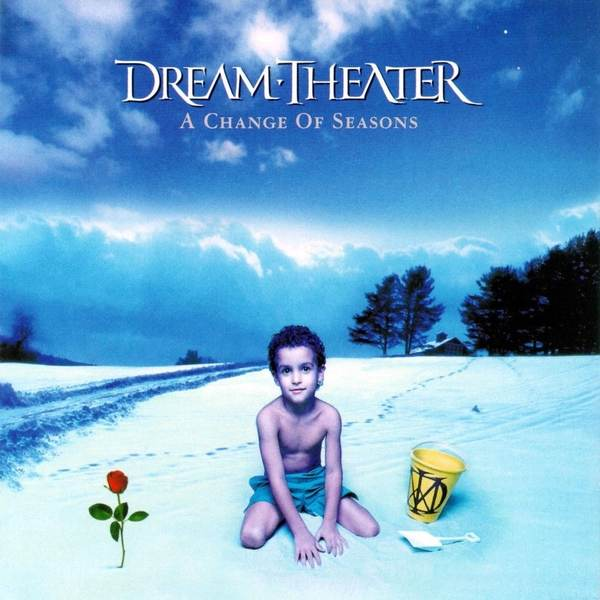 Dream Theater Dream Theater - A Change Of Seasons (2 LP)