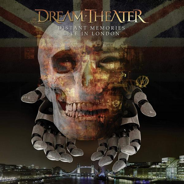 Dream Theater - Distant Memories Live In London (limited, 180 Gr, 4 Lp + 3 Cd)