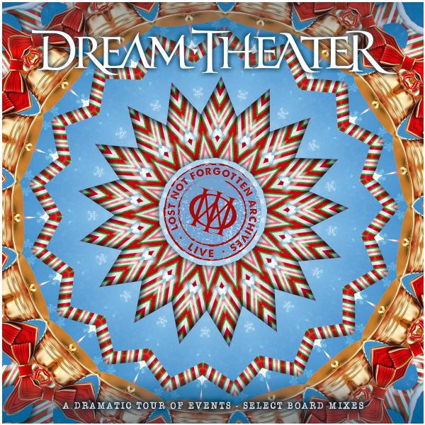 Dream Theater - Lost Not Forgotten Archives: A Dramatic Tour Of Events (select Board Mixes) (colour, 3 Lp, 180 Gr + 2 Cd)