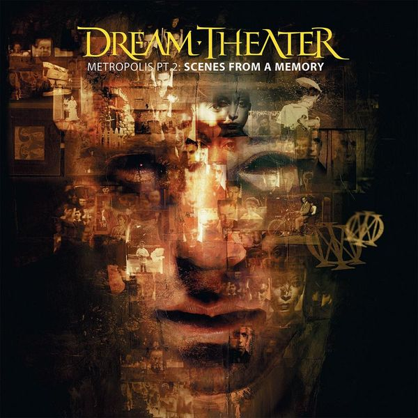 Dream Theater Dream Theater - Metropolis Part 2 (2 LP) mechanical theater