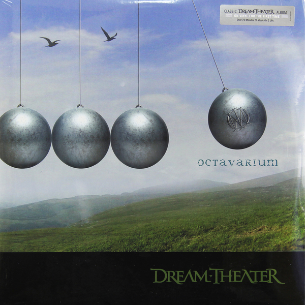 Dream Theater Dream Theater - Octavarium (2 LP) dream theater chaos in motion 2007 2008 2 dvd