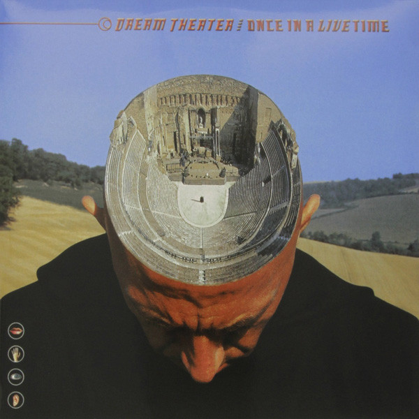 Dream Theater Dream Theater - Once In A Livetime (4 LP) once in a lifetime