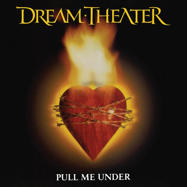 Dream Theater - Pull Me Under (limited, Colour, 45 Rpm)