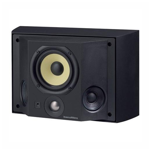 Специальная тыловая акустика B&W от Audiomania
