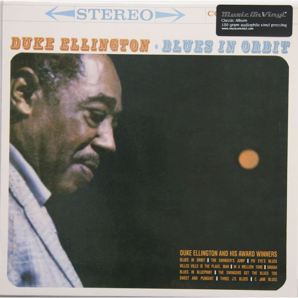 Duke Ellington Duke Ellington - Blues In Orbit louis armstrong and duke ellington the great reunion lp