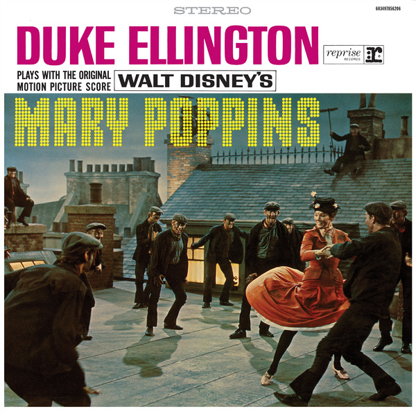 Duke Ellington Duke Ellington - Duke Ellington Plays With The Original Motion Picture Score Mary Poppins louis armstrong and duke ellington recording together for the first time lp
