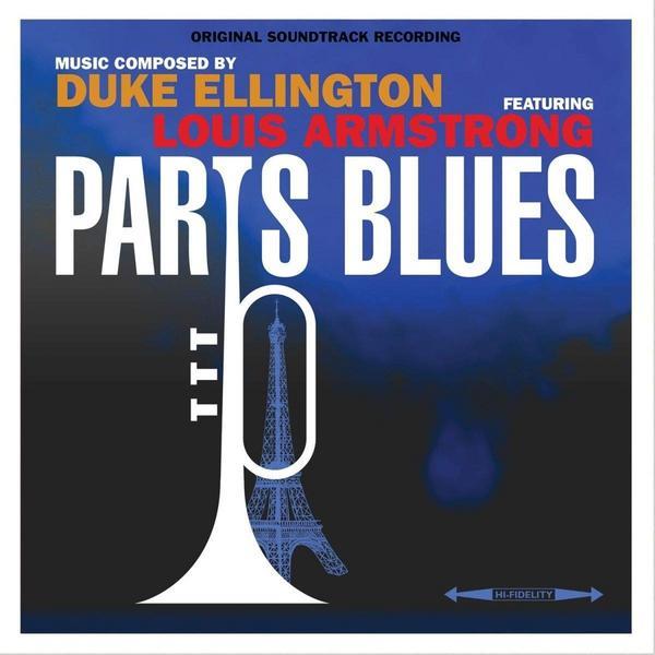 Duke Ellington Louis Armstrong - Paris Blues (180 Gr)