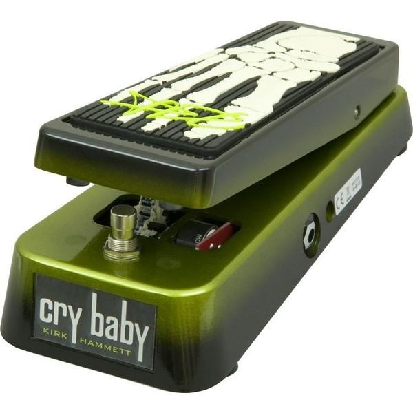 Педаль эффектов Dunlop Kirk Hammett Cry Baby Wah KH95