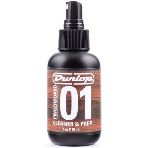 Средство для ухода за гитарой Dunlop Жидкость для чистки грифа 6524 Fingerboard 01 Cleaner & Prep