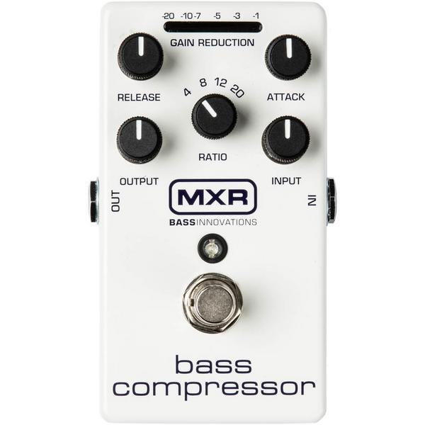 Педаль эффектов Dunlop MXR M87 Basss Compressor