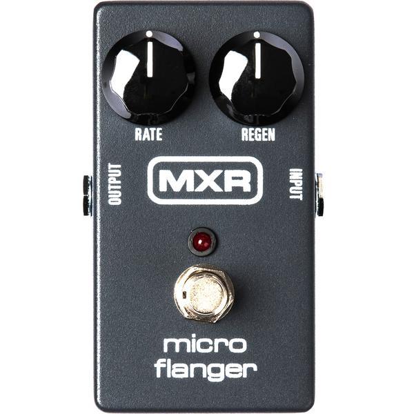 Педаль эффектов Dunlop MXR Micro Flanger M152
