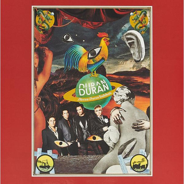Duran Duran Duran Duran - Budokan цена