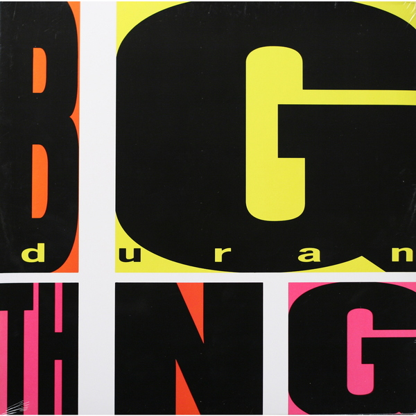 Duran Duran Duran Duran - Big Thing (2 LP) цена и фото