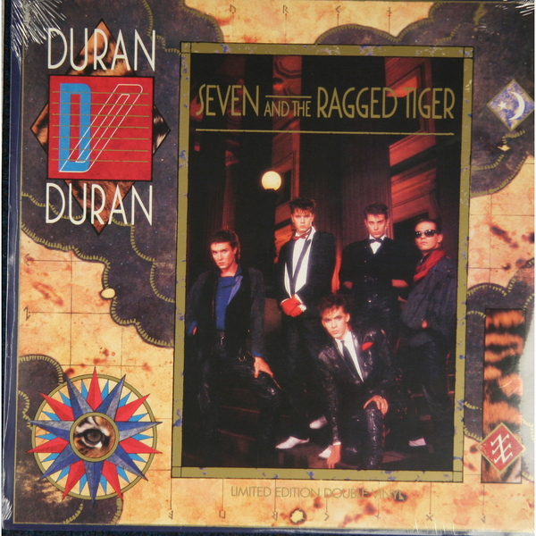Duran Duran Duran Duran - Seven And The Ragged Tiger (2 LP) цена и фото