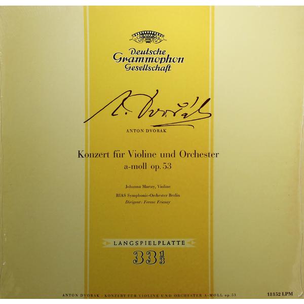 Dvorak - Konzert Fur Violine Und Orchester