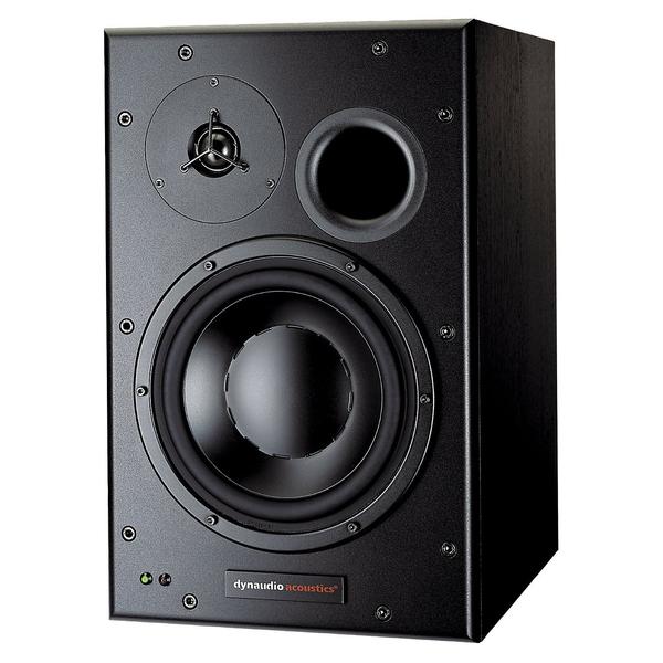Студийные мониторы Dynaudio BM15A-L Black активный студийный монитор mackie mr6 mk3