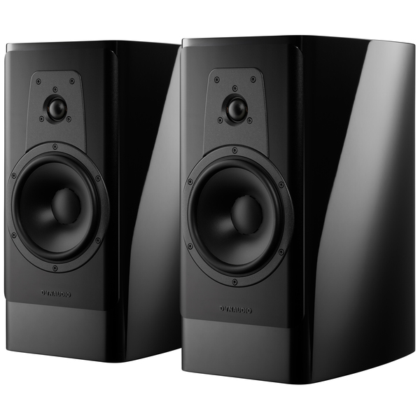 Полочная акустика Dynaudio Contour 20 Black High Gloss