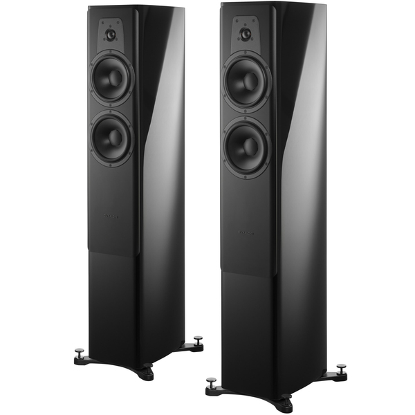 Напольная акустика Dynaudio Contour 30 Black High Gloss dynaudio contour s1 4 le black high gloss
