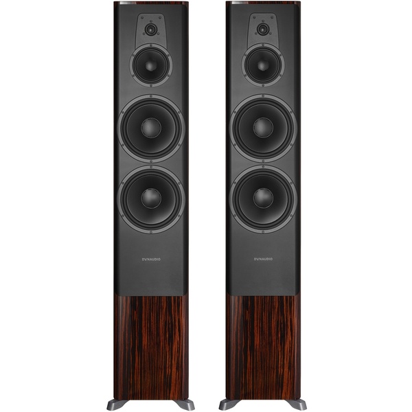 Напольная акустика Dynaudio Contour 60 Rosewood Dark High Gloss dynaudio contour s1 4 le black high gloss