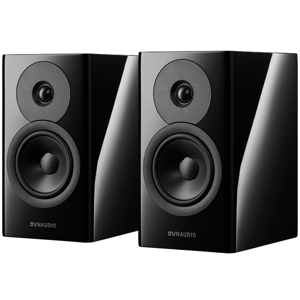 Полочная акустика Dynaudio Evoke 10 Black High Gloss triangle quatuor high gloss bubinga