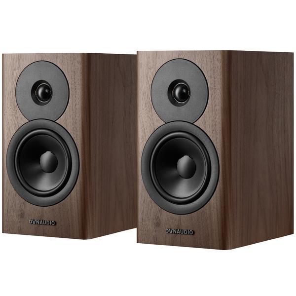 Полочная акустика Dynaudio Evoke 10 Walnut Wood полочная акустика dynaudio contour 20 walnut