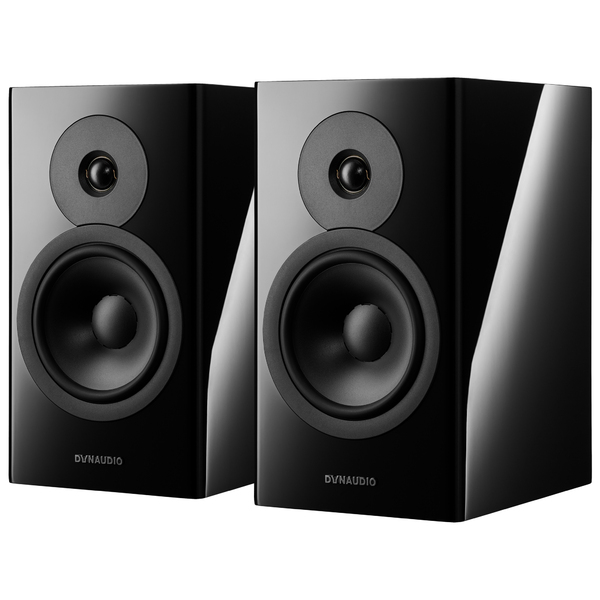 Полочная акустика Dynaudio Evoke 20 Black High Gloss