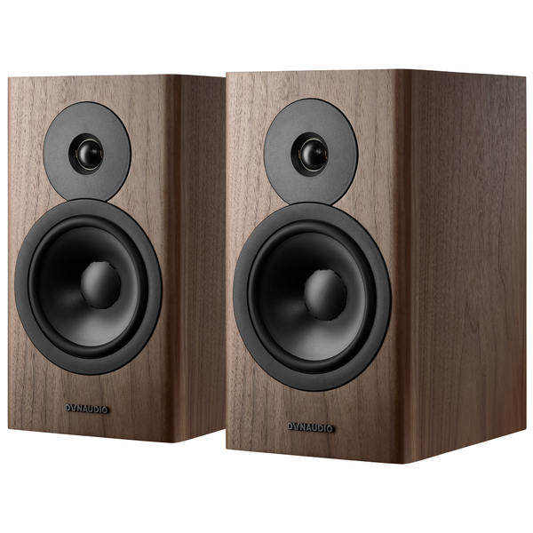 Полочная акустика Dynaudio Evoke 20 Walnut Wood dynaudio contour 20 walnut light satin