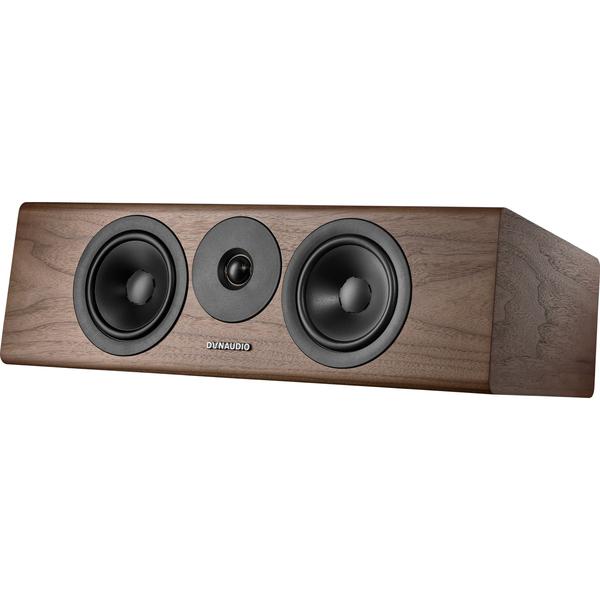 Центральный громкоговоритель Dynaudio Evoke 25C Walnut Wood акустическая система центрального канала canton gle 456 cm walnut black