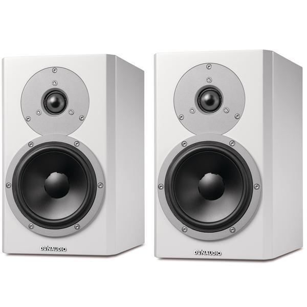 Полочная акустика Dynaudio Excite X14 Satin White активная полочная акустика dynaudio xeo 2 white satin