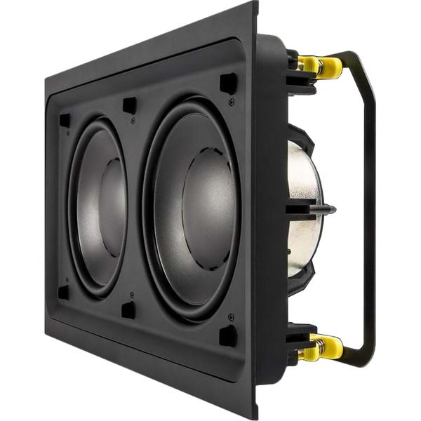 Встраиваемая акустика Dynaudio S4-LCR65W Black (1 шт.)