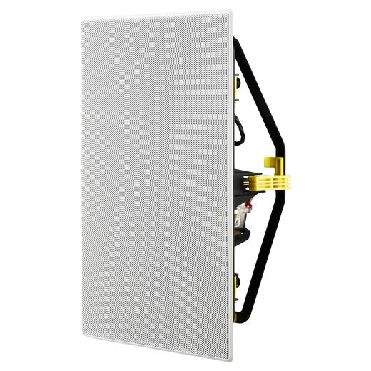 Встраиваемая акустика Dynaudio S4-W65 White (1 шт.) встраиваемая акустика speakercraft profile aim lcr 3 three white 1 шт