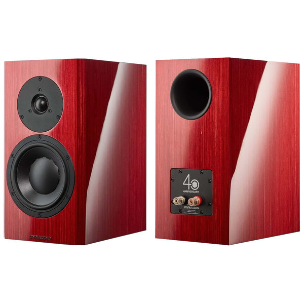 Полочная акустика Dynaudio Special Forty Red Birch High Gloss