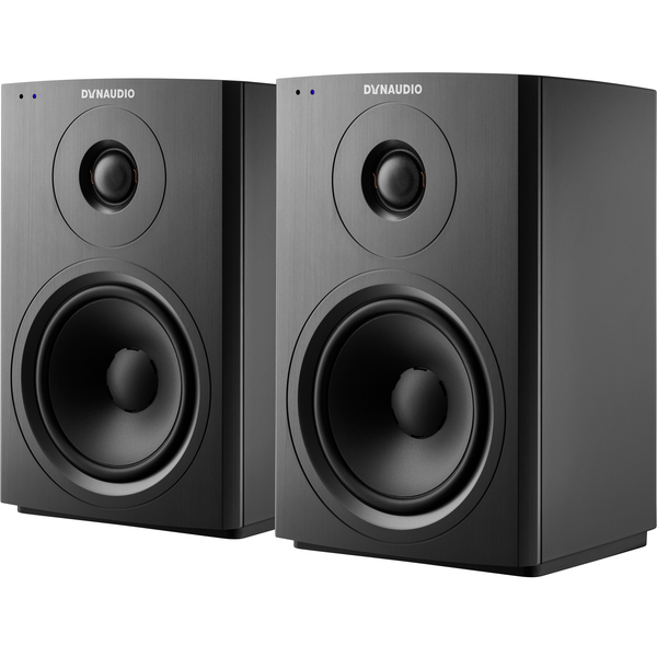Активная полочная акустика Dynaudio Xeo 10 Black Satin активная полочная акустика quad 9as black