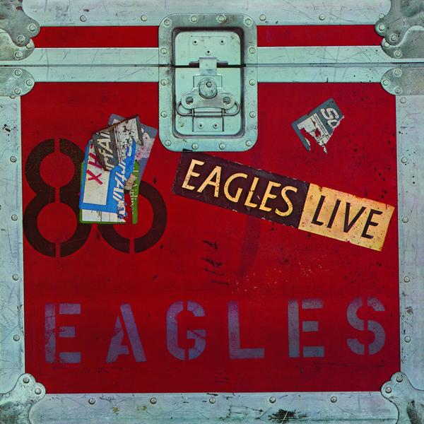 Eagles - Live (limited, 180 Gr, 2 LP)