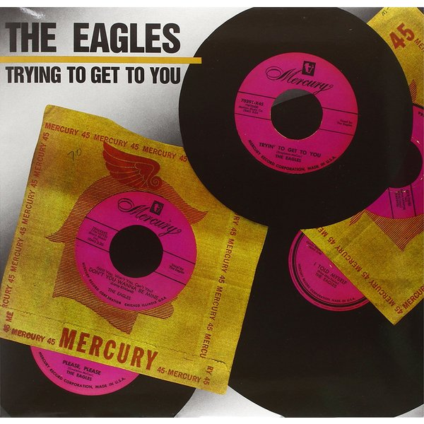 Eagles Eagles - Trying To Get To You 1000pcs transistor mpsa 42 mpsa42 a42 mps a42 to 92