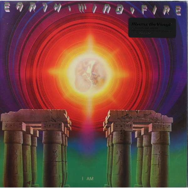 Earth, Wind Fire Earth, Wind Fire - I Am (180 Gr) earth wind