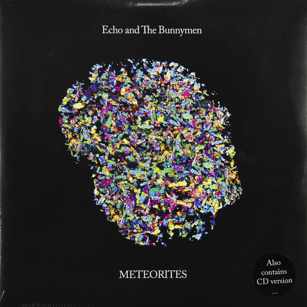 Echo The Bunnynen Echo The Bunnynen - Meteorites (2 LP) echo 551dv page 2