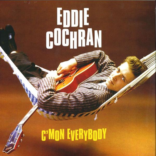 Eddie Cochran Eddie Cochran - C'mon Everybody cochran eddie the best of