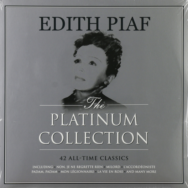 Edith Piaf Edith Piaf - Platinum Collection (3 Lp, Colour) цены онлайн