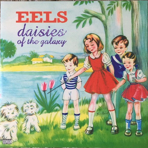 EELS EELS - Daisies Of The Galaxy 1 3 10 male thread push button type toilet flush valve zmm