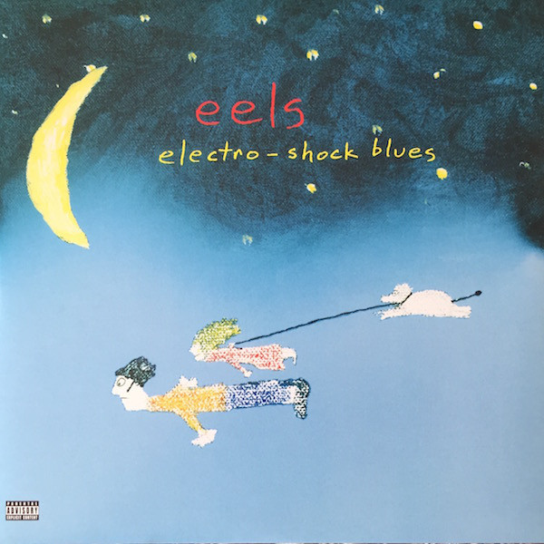 EELS EELS - Electro-shock Blues (2 LP) shock absorber ad2580 absorber buffer bumper free shipping