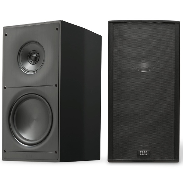 Полочная акустика ELAC Adante AS-61 High Gloss Black центральный канал canton cd 1050 black high gloss