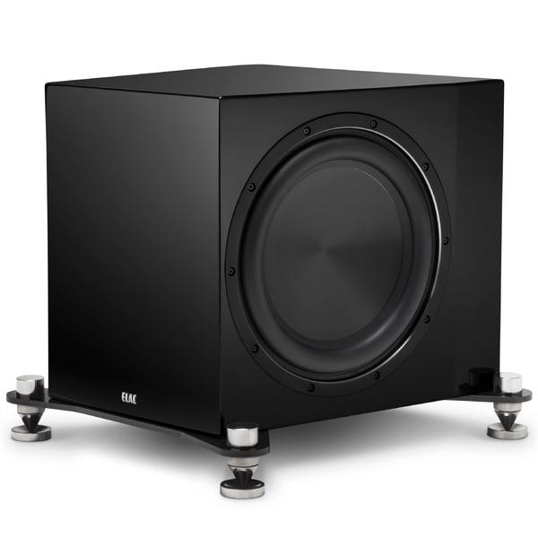 Активный сабвуфер ELAC Adante SUB 3070 High Gloss Black центральный канал canton cd 1050 black high gloss