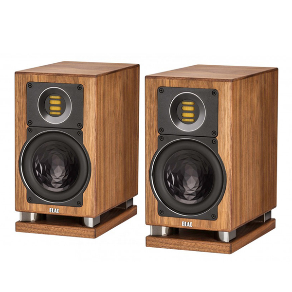 Активная полочная акустика ELAC Air-X 403 Oiled Walnut акустика центрального канала paradigm prestige 45c black walnut
