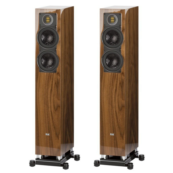 Активная напольная акустика ELAC Air-X 407 High Gloss Walnut n light 407 06 53abw antique brass walnut