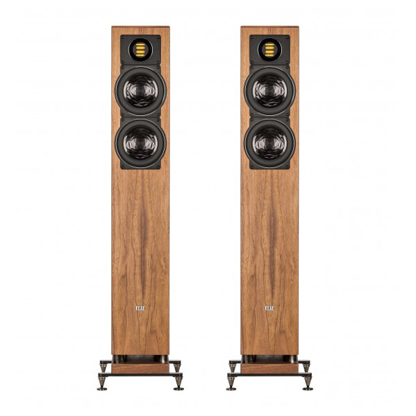 Активная напольная акустика ELAC Air-X 407 Oiled Walnut акустика центрального канала paradigm prestige 45c black walnut