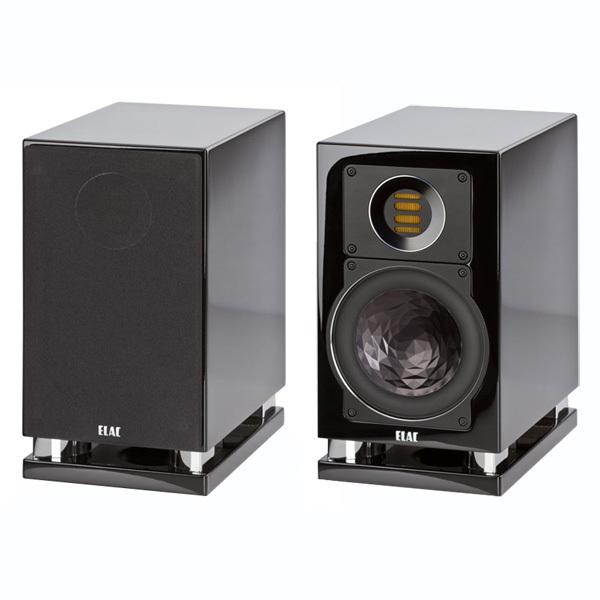 Полочная акустика ELAC BS 403 High Gloss Black соковыжималка supra jes 1029 черный серебристый